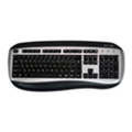Клавиатуры, мыши, комплектыLogicPower LP-KB 029 Black-Silver PS/2