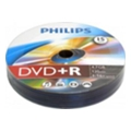 Philips DVD+R 4,7GB 16x Bulk 15шт