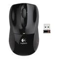 Клавиатуры, мыши, комплектыLogitech Wireless Mouse M505 Black USB