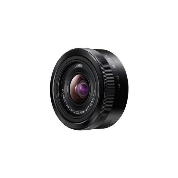 Panasonic H-FS12032E-K 12-32mm f/3.5-5.6