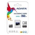 Карты памятиA-data 32 GB microSDHC UHS-I + SD adapter