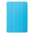 Чехлы и защитные пленки для планшетовJisoncase Classic Smart Cover for iPad mini Blue