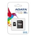 Карты памятиA-data 32 GB microSDHC class 4