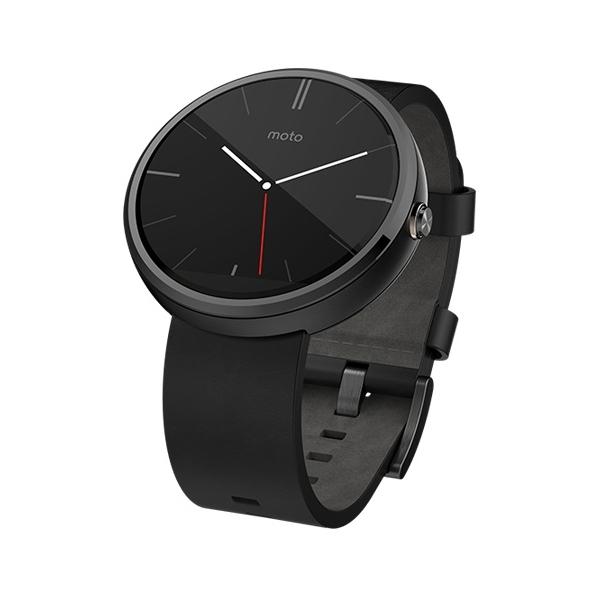 Motorola Moto 360 Dark Black