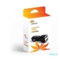 Зарядные устройства для мобильных телефонов и планшетовFlorence 2USB black, 2100mA (CC21-2USB)