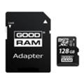 Карты памятиGoodRAM 128 GB microSDXC class 10 UHS-I + SD Adapter M1AA-1280R11