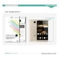 Защитные пленки для мобильных телефоновNillkin Huawei Ascend Mate 7 Crystal