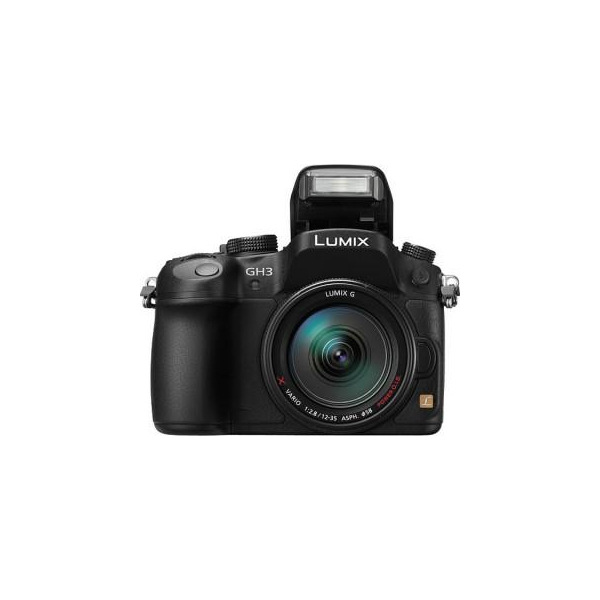 Panasonic Lumix DMC-GH3 14-140 Kit