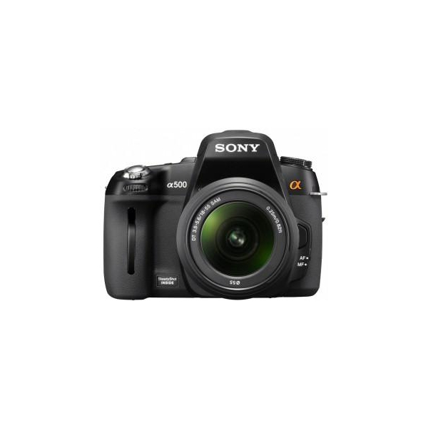 Sony Alpha DSLR-A500Y 18-55+55-200 KIt