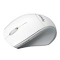Клавиатуры, мыши, комплектыApacer M811 Wireless Laser Mouse White USB