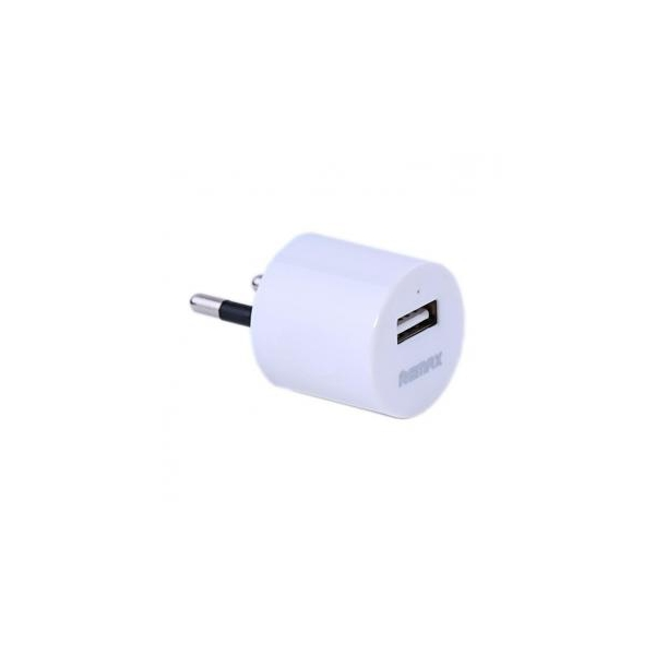 REMAX 1A Wall Charger White