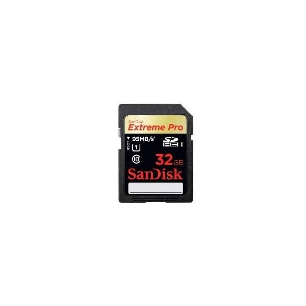 SanDisk 32 GB Extreme Pro SDHC UHS-I SDSDXPA-032G-X46