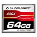 Карты памятиSilicon Power 64 GB 400x Professional CF Card
