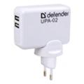 Зарядные устройства для мобильных телефонов и планшетовDefender UPA-02