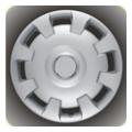 Колпаки для колесSKS 206 R14