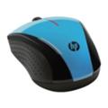 HP X3000 Blue Wireless Mouse K5D27AA Blue-Black USB