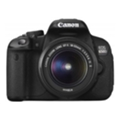 Цифровые фотоаппараты Canon EOS 650D 18-55 IS Kit