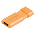 USB flash-накопители Verbatim 8 GB Store 'n' Go PinStripe 47389 Orange