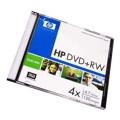 HP DVD+RW 4,7GB 4x Slim Case 1шт