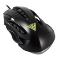 Клавиатуры, мыши, комплекты GAMDIAS ZEUS Laser Gaming Mouse GMS1100 Black USB