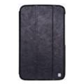 Чехлы и защитные пленки для планшетовHoco Crystal folder protective case for Galaxy Tab 3 8.0 (black) HS-L060BK