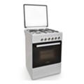 Кухонные плиты и варочные поверхностиCANREY CGE 5031GT White