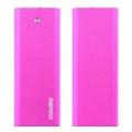 Портативные зарядные устройстваREMAX Power Bank Vanguard RPP-23 5500 mAh Pink