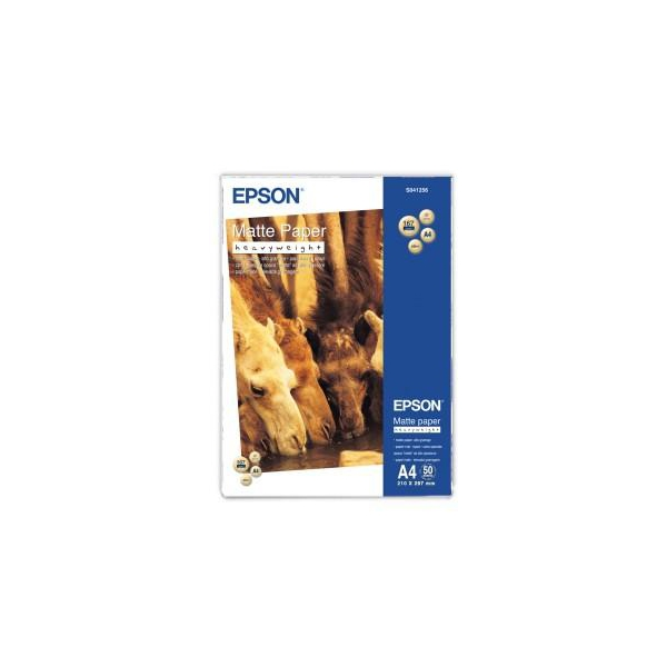 Epson Matte Paper - Heavyweight (S041256)