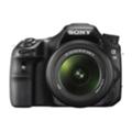 Цифровые фотоаппаратыSony Alpha SLT-A58K 18-55 Kit