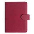 Korka Обложка для PocketBook 611/613/622 Classical Crimson (U1-Clas-pu-crm)