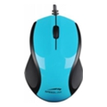 Клавиатуры, мыши, комплекты Speed-Link Minnit 3-Button Micro Mouse Patrol Blue