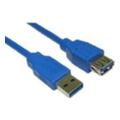 Компьютерные USB-кабелиAtcom USB3.0 AM/AF 0.8m (11202)