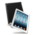 Cellular Line Laser iPad 2/3 Black (LASERCIPAD3BK)