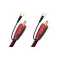 Аудио- и видео кабелиAudioQuest Irish Red 8 м
