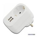 DIGITUS Ednet Dual USB Power Adapter (31804)