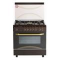 Кухонные плиты и варочные поверхностиFresh Italiano 80x55 (I80G5) brown