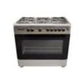 Кухонные плиты и варочные поверхностиRavanson KWGE-6090 Inox