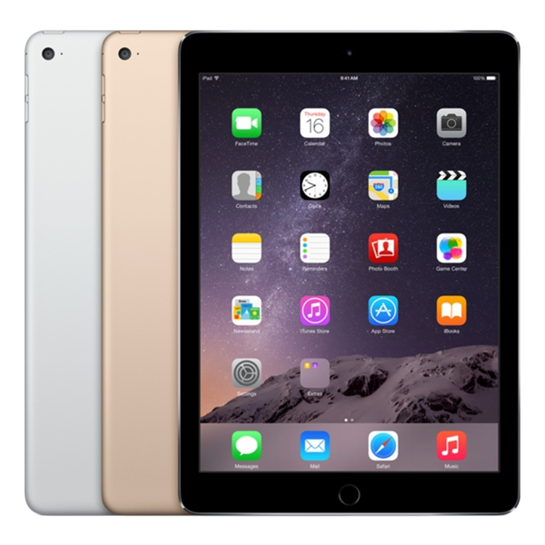 Apple iPad Air 2 Wi-Fi + 4G 16 GB Silver