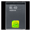Аккумуляторы для мобильных телефоновNokia BL-4D (1200 мАч)