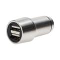 Зарядные устройства для мобильных телефонов и планшетовDIGITUS Ednet Hammer USB Charger metallic (84120)