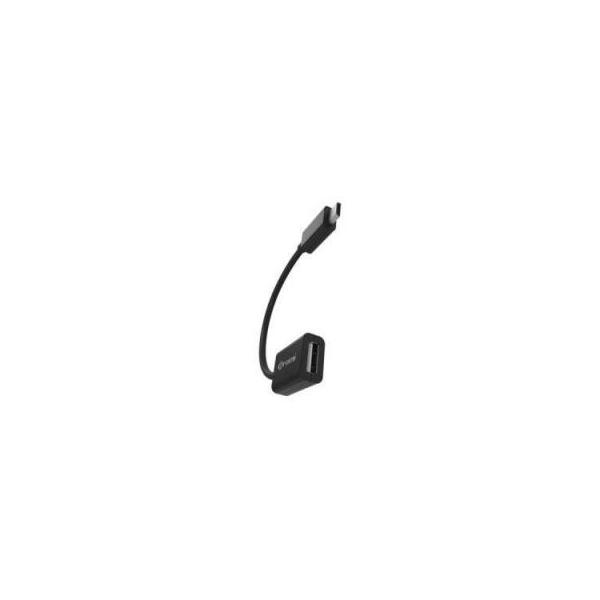 Nomi OTG 01m USB micro 0.1м, black