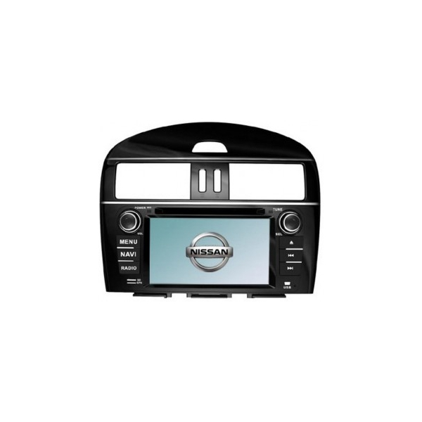 UGO Digital Nissan Tiida 2013 (AD-6885)