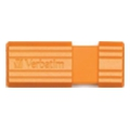 USB flash-накопители Verbatim 16 GB Store 'n' Go PinStripe Orange 49069