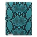 Чехлы и защитные пленки для планшетовZenus Prestige Supreme Serpent для iPad 2/3 Sea Blue