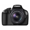Цифровые фотоаппараты Canon EOS 1100D 18-55 III kit