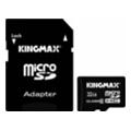 Карты памятиKingmax 32 GB microSDHC Class 6 + SD Adapter KM32GMCSDHC61A