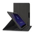 Чехлы и защитные пленки для планшетовBelkin Folio Verve для Galaxy Tab 10.1 Черный (F8N621ebC00)