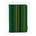 """Чехлы и защитные пленки для планшетовЛагода Clip stand 6-8"""" зеленая вышиванка"""
