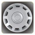 Колпаки для колесSKS 302 R15