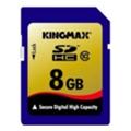 Карты памятиKingmax 8 GB SDHC Class 10 KM08GSDHC10